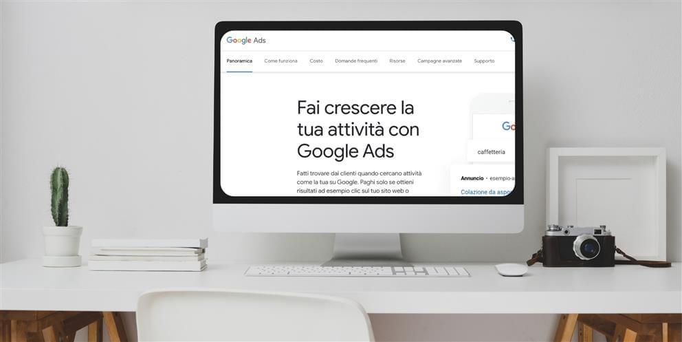 Campagne Google Potenziate