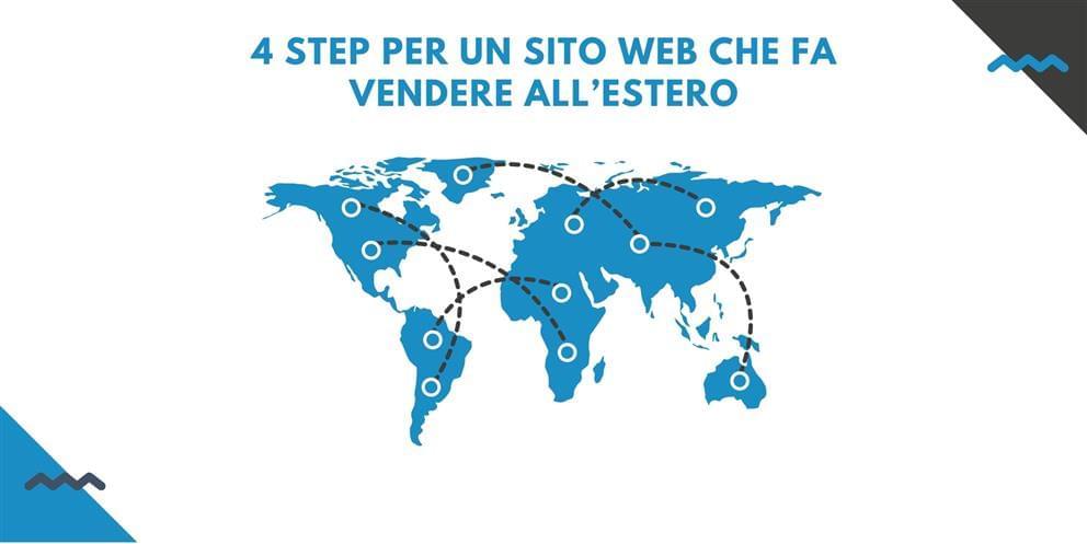 Creare Sito Web Per L'estero