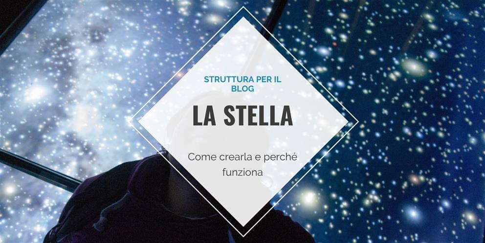 Struttura Per Il Blog A Stella